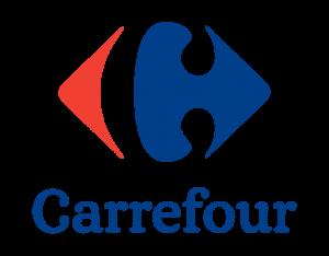 Logo Carrefour - Ils nous font confiance