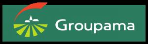 Logo Groupama - Ils nous font confiance