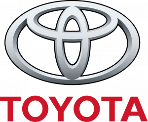 Logo Toyota - Ils nous font confiance