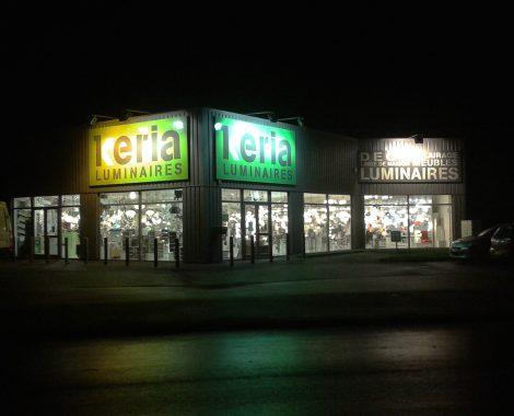 Panneaux Keria Luminaires éclairés